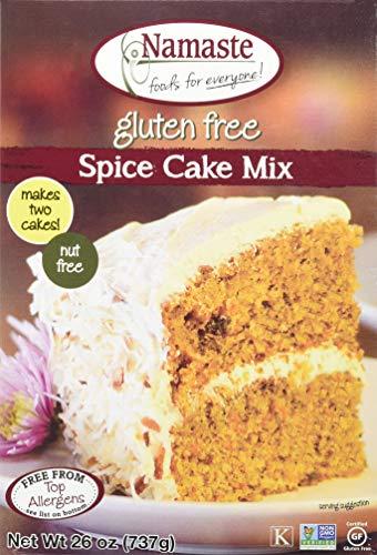 NAMASTE FOODS MIX CAKE SPICE WFGFDF - Namaste Spice