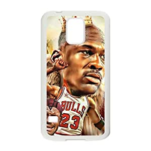 Bulls 23 Fahionable And Popular High Quality Back Case Cover For Samsung Galaxy S5