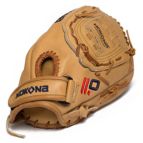 Nokona Legend Pro Fastpitch Softball Glove 13'' Closed Web L-V1300C/L by Nokona