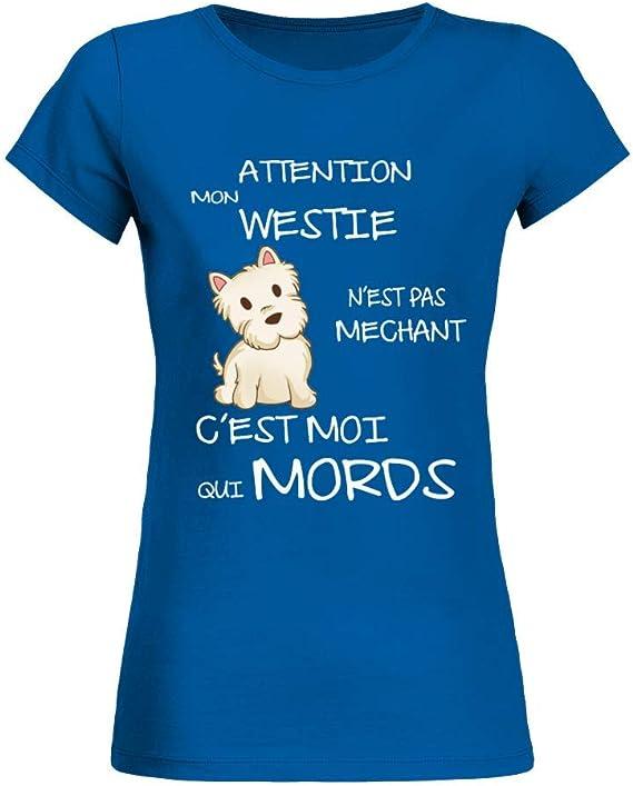 t shirt femme westie