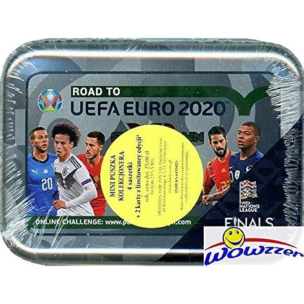 Euro 2016 Adrenalyn XL Mini Tin Box Limited Edition Card Panini