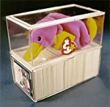 400-Count Plastic Box / Beanie Baby Holder by Pro Mold #PC400