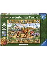Ravensburger Dinosaurs XXL 100pc Jigsaw Puzzle