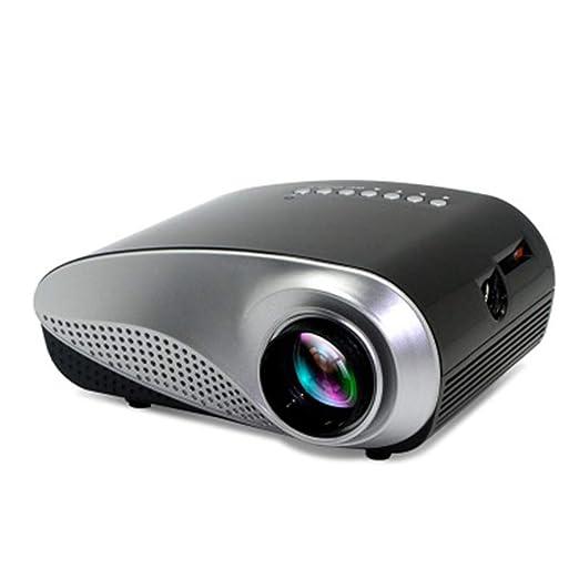 SMAA Mini Video Proyector Presentaciones HD 1080P Home Movie ...
