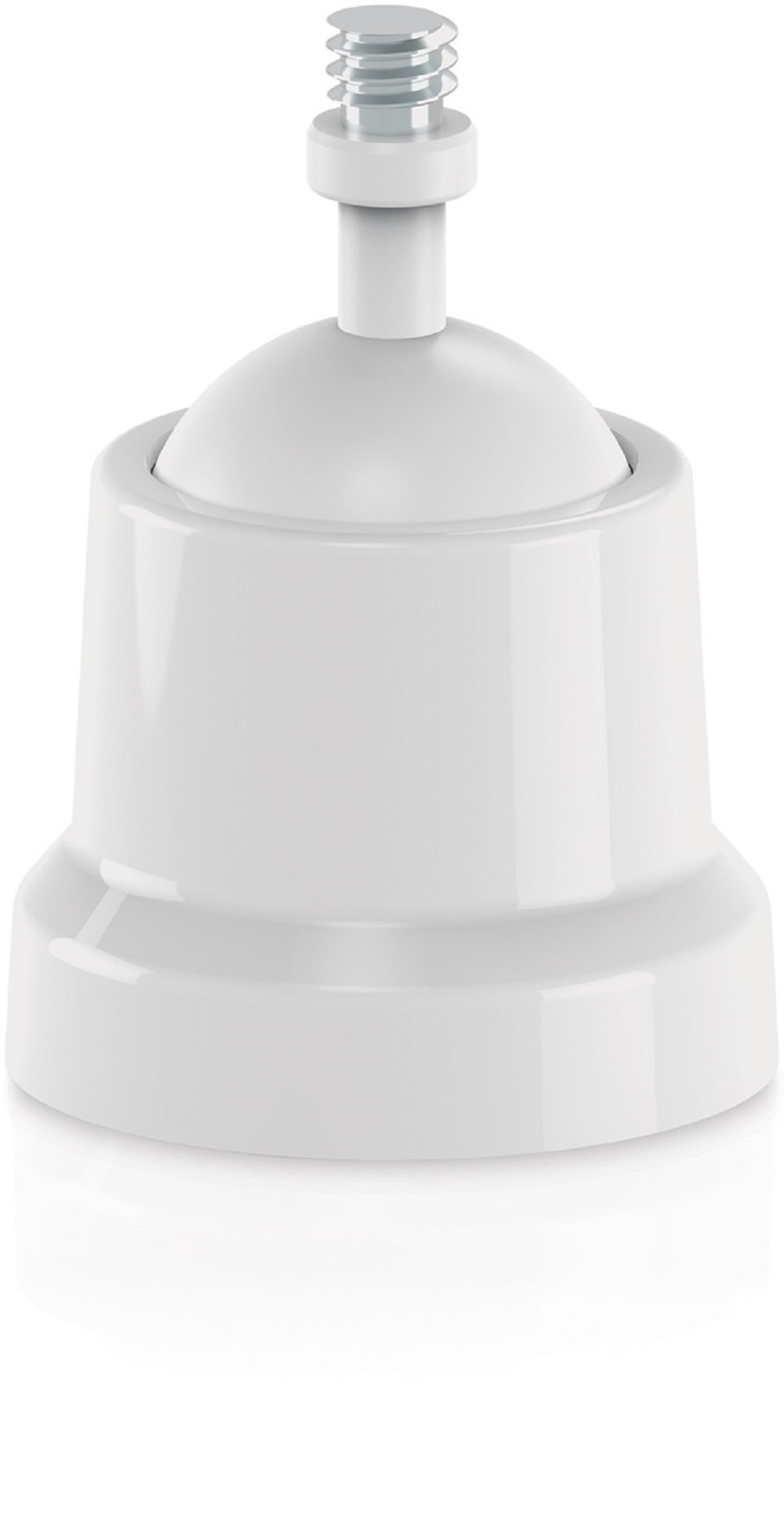 Arlo by NETGEAR Indoor/Outdoor Mount (Knob - White) – (VMA4000) [Official]