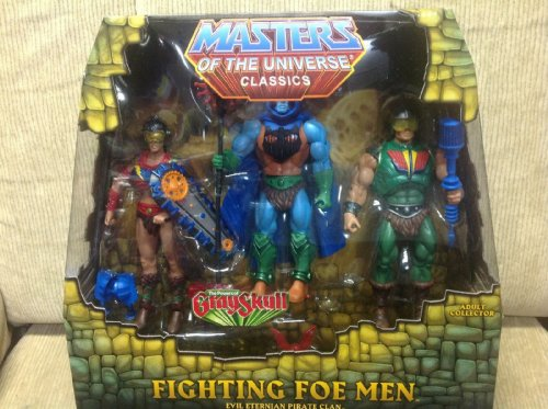 Masters Of The Universe Classics Fighting Foe (Fighting Masters)