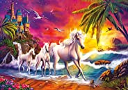 Buffalo Games - Amazing Nature Collection - Twillight Shore - 500 Piece Jigsaw Puzzle