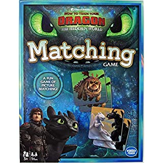 How to Train Your Dragon The Hidden World Matching Game