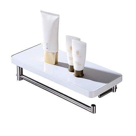 Amazon.com: Estante de almacenamiento para cesta de ducha ...