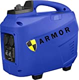 Armor Power Systems Inc ARMOR POWER 2500 Watt Portable Gasoline Digital Inverter Generator Parallel Ready