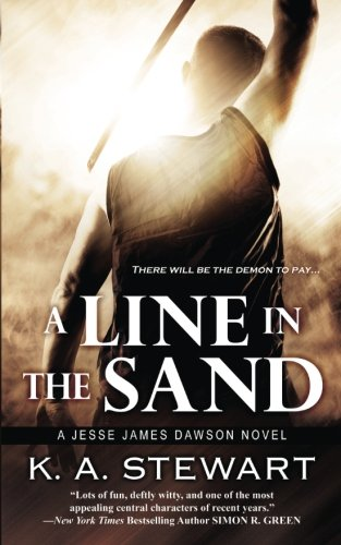 A Line in the Sand (Jesse James Dawson) (Volume 5) (James Stewart Best Moments)