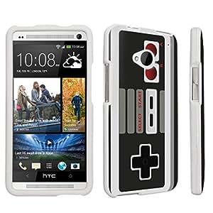 DuroCase ? HTC One M7 Hard Case White - (Game Controller)