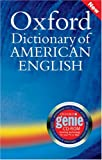 The Oxford Dictionary of American English, Oxford University Press, 0194317145