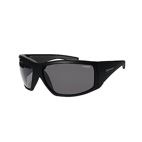 efa6ceb994 Amazon.com  Bomber Sunglasses AHI BOMB Matte Black Frame