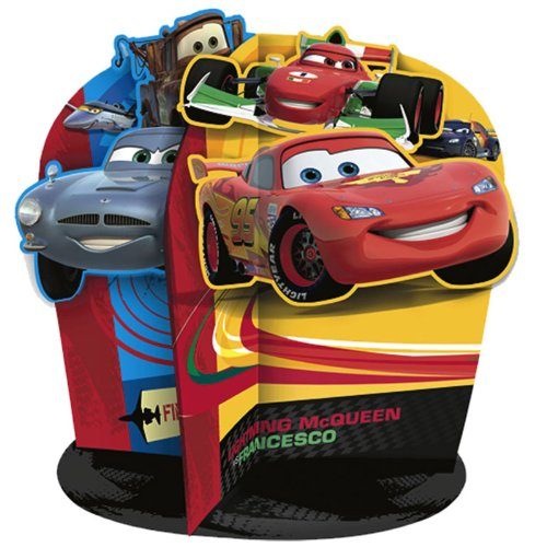 Hallmark 200621 Disney Cars 2 Centerpiece