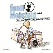 Andi Meisfeld und das Rätsel der Schallplatte (Andi Meisfeld 7) | Tom Steinbrecher