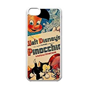 iPhone 5C Phone Case Pinocchio Personalized Cover Cell Phone Cases GHW502147