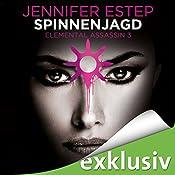 Spinnenjagd (Elemental Assassin 3) | Jennifer Estep