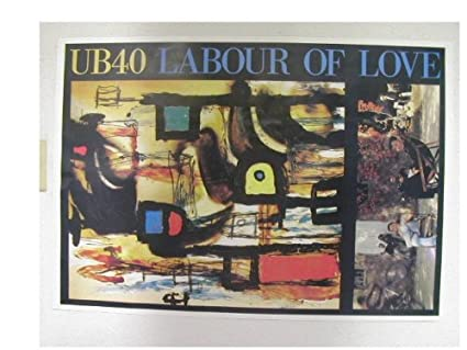 Amazon.com: UB40 Cartel obra de amor: Everything Else