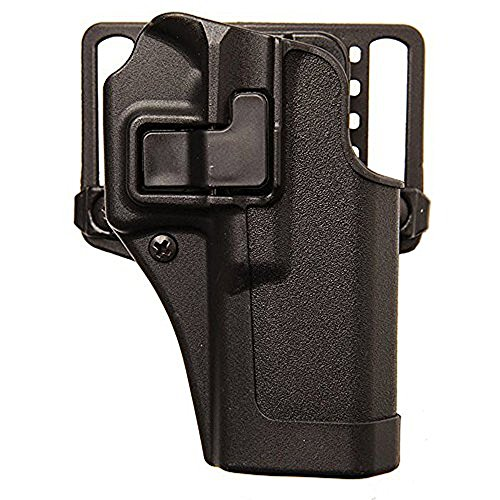 BLACKHAWK! 410565BK-R CQC Concealment Serpa Holster for Springfield Armory XDS 3.3