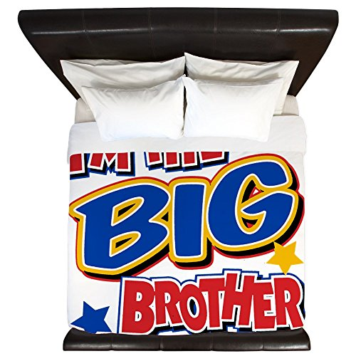 Cheap King Duvet Cover I'm The Big Brother