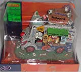 Lemax 43103 Gurgle's Roach Coach Spooky Town Table