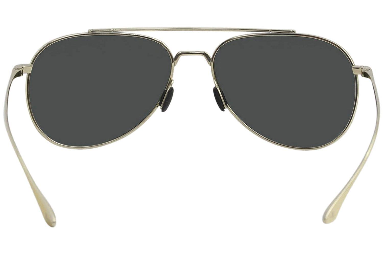 b32b0b3b9e9f Amazon.com  Vuarnet Men s Swing Pilot VL1627 VL 1627 0004 Gold Titanium  Sunglasses 59mm  Clothing