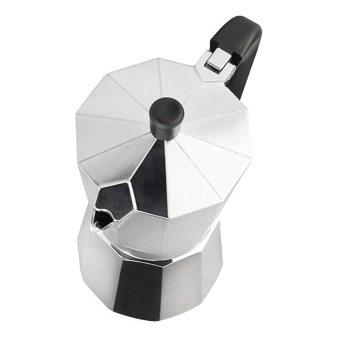 M MAGEFESA - Cafetera Modelo Kenia de Aluminio Grueso (6 Tazas)