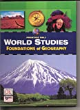 World Studies: Foundations of Geography, Jacobs, Heidi Hayes, 0131816519
