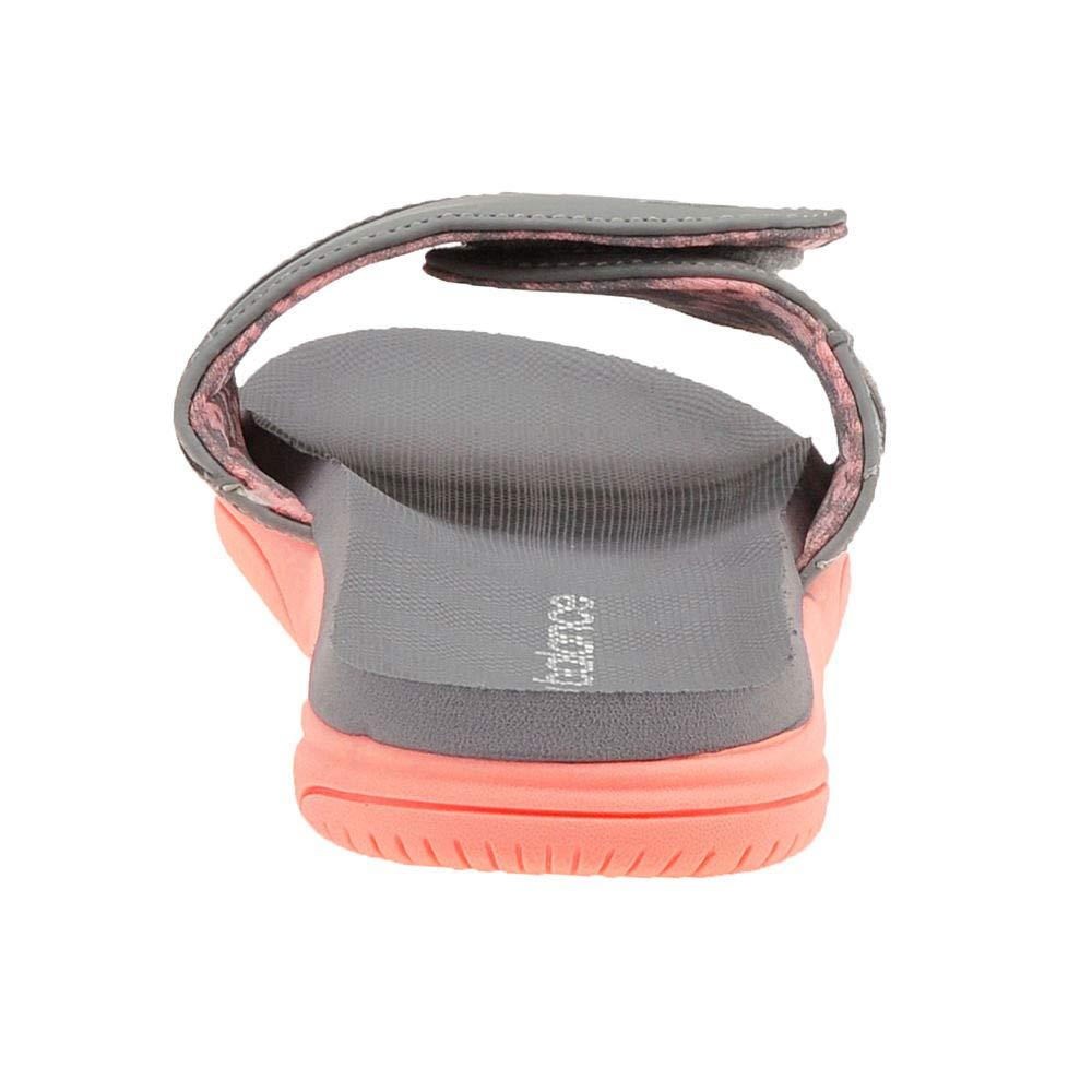 New Balance JoJo Slide Donna  Sandal 8 B(M) US US US grigio-rosa 64c602