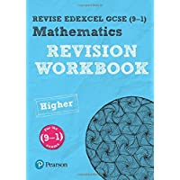 Revise Edexcel Gcse Mathematics higher Revision Workbook (REVISE Edexcel GCSE Maths 2015)