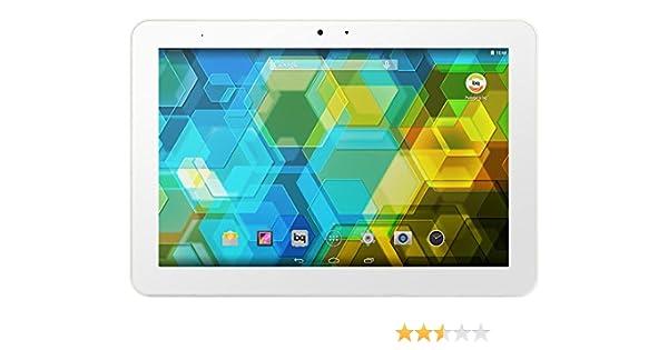 BQ Edison 3 - Tablet de 10.1 pulgadas (WiFi 802.11 a/b/g/n Bluetooth 4.0, GPS, MediaTek Quad Core Cortex A7 hasta 1.3 GHz, 1 GB de RAM, memoria ...