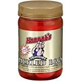 Hannah's Ready To Eat Pickled Eggs Quart Jar
