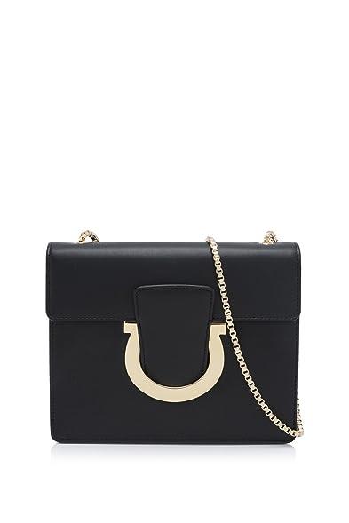... Salvatore Ferragamo Thalia NeroNero One Size outlet store 116df 4be9e  ... ff5286ef4783a
