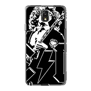 AaronBlanchette Samsung Galaxy Note3 Protector Hard Phone Case Unique Design High Resolution Metallica Series [iqg7364wKHv] WANGJING JINDA