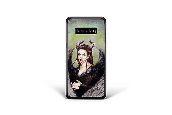 Amazon Com Koldan Samsung S10 Maleficent Art S8 Lovely