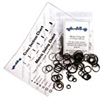 Tippmann Alpha Black / Bravo One Paintball Marker O-ring Kit (2x or 4x Rebuilds)