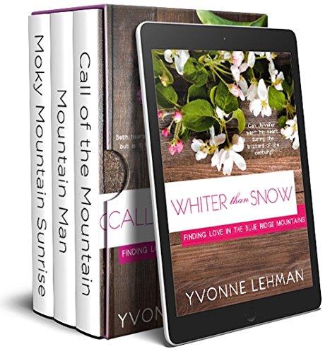 Finding Love in the Blue Ridge Mountains Box Set (Books 1-4) by [Lehman, Yvonne]