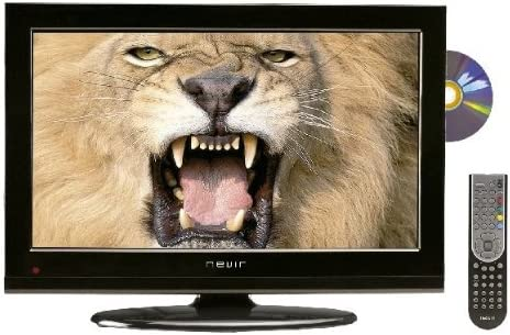 Nevir NVR-7502-22HDD-N - Televisión LED con lector DVD lateral ...