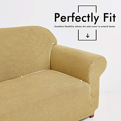 DyFun Stretch Living Room Sofa Slipcovers