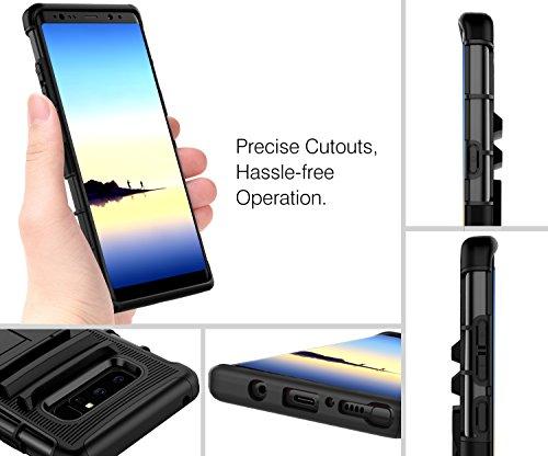 MoKo Heavy Duty Case for Samsung Galaxy Note 8