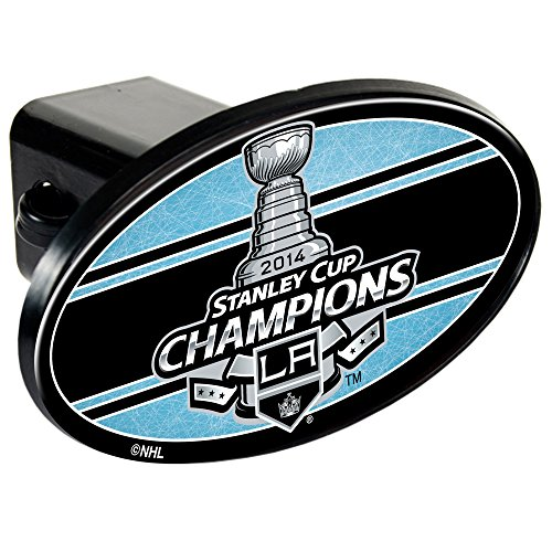 NHL Los Angeles Kings 2014 Stanley Cup Champ Hitch Cover (La Kings Trailer Hitch Cover compare prices)