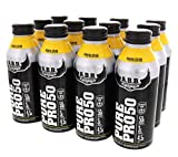 abb pure pro protein - ABB Performance Pure Pro 50 Shake, Banana Cream, 14.5-Ounce Bottles (Pack of 12)