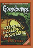 Welcome to Camp Nightmare (Goosebumps (Pb))