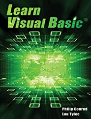 LEARN VISUAL BASIC is a comprehensive step-by-step programming tutorial covering object-oriented programming, the Visual Basic integrated development environment, building and distributing Windows applications using the Windows Installer, exc...