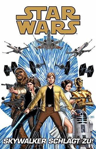 Star Wars Comics: Skywalker schlägt zu (Ein Comicabenteuer) Taschenbuch – 25. April 2016 Jason Aaron John Cassaday Panini 395798713X