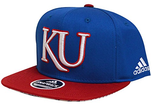 NCAA Kansas Jayhawks March Madness 2017 Game Hat, One Size, Royal