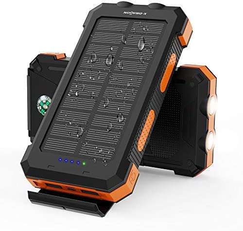 X DRAGON 24000mAh Waterproof Portable Flashlights product image