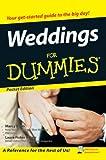 Weddings for Dummies (For Dummies)