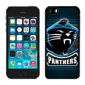 NFL Carolina Panthers 23 iPhone 5 5S Gift Holiday Christmas Gifts cell phone cases clear phone cases protectivefashion cell phone cases HLNKY604583112